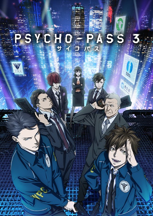 Descargar Psycho-Pass 3 [04 - ??][Sub Español][MEGA] HDL]