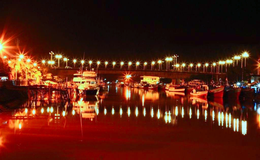 Gambar Jembatan Siti Nurbaya Di Sumatera Barat