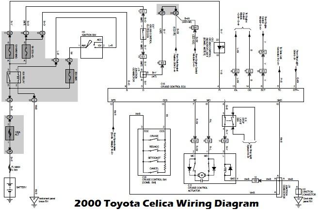 85 Toyota Mr2 Wiring Diagram Schematic Diagram Electronic