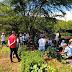 Piritiba: Alunos do AgroJovem Bahia realizam visita técnica ao projeto Flores do França