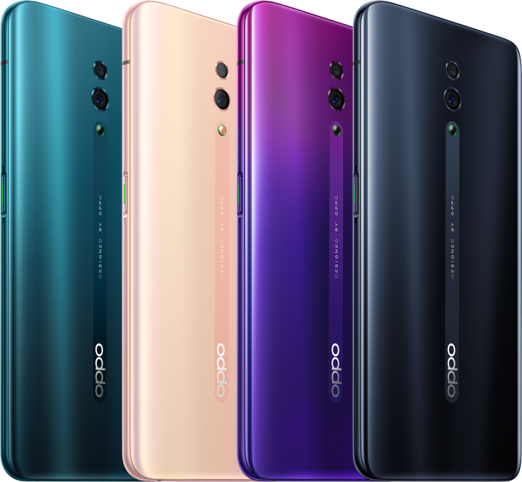 Oppo Reno  Arrived in India With Snapdragon 855, Shark Fin Selfie Module