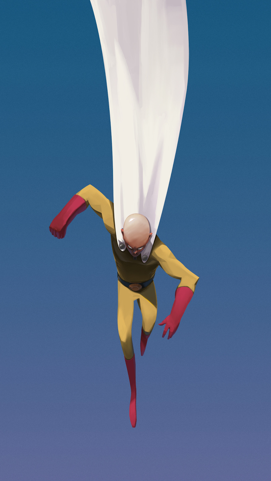 one punch man phone wallpaper 4