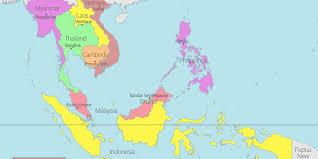 LETAK ASTRONOMI 4 NEGARA ASEAN