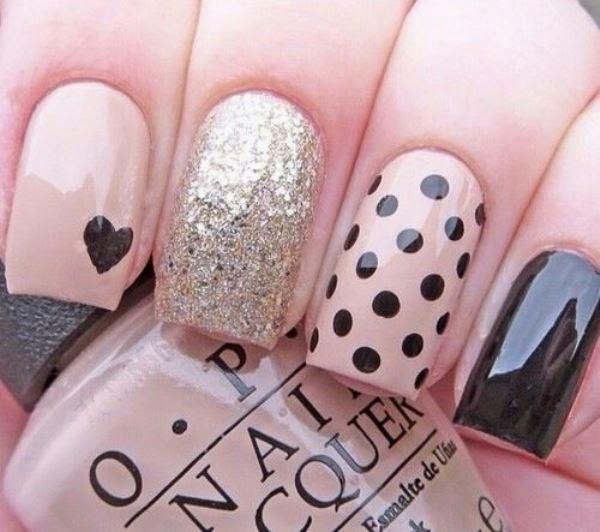 Conosciuto Poppy's beauty room: IDEE nailart per San Valentino! ND06