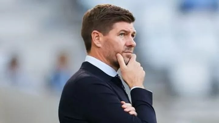 Gerrard says 'fear and panic' cost Rangers in Champions League defeat to Malmo