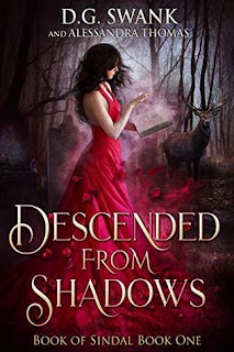Descended From Shadows by DG Swank