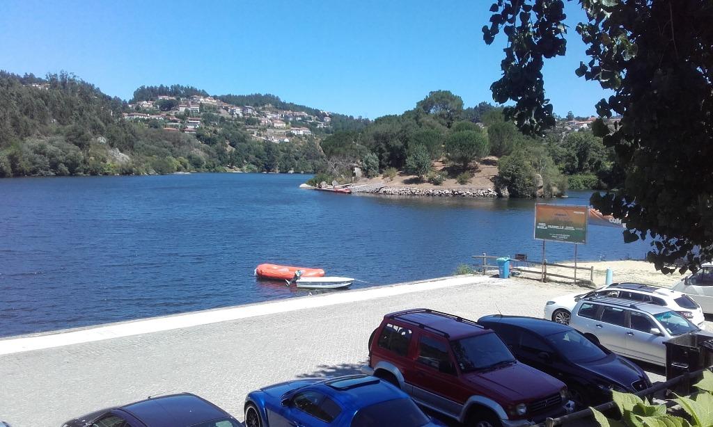 Ilha dos Amores e Rio Douro