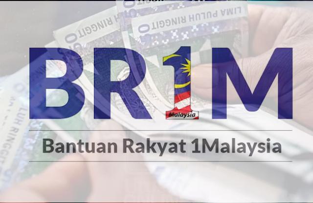 BR1M: Lebih 5.15 Juta Akan Terima Bayaran Pertama Mulai Sabtu