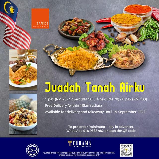 Furama Bukit Bintang Juadah Tanah Air Ku Promotion