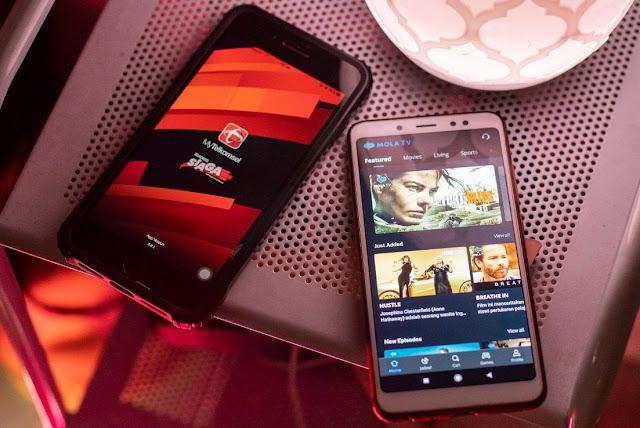 Nikmati Paket Telkomsel Bundling Premium Mola TV Mulai Rp 79 Ribu