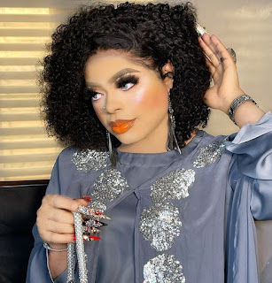 GX GOSSIP: Bobrisky claims he's about to undergo surgery to look more feminine then shares photo of the transgender woman he intends to look like after the surgery
