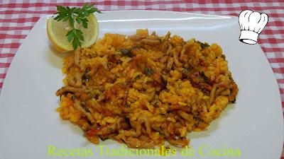 Cómo hacer arroz de boda una receta muy fácil, económica y tradicional
