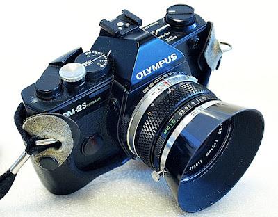 Olympus OM-2 SP, Olympus OM Zuiko 21mm F3.5