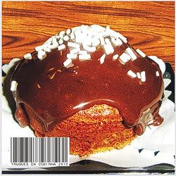 Cupcake brigadeiro com leite condensado