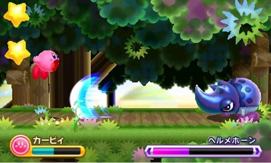 Kirby: Triple Deluxe - น้องชมพูอ้วนกลม ปีนต้นถั่วยักษ์ผจญภัยในเมืองเหนือเมฆ