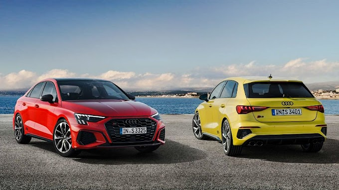 The new Audi S3 2021, with its two versions, Sportback and Sedan