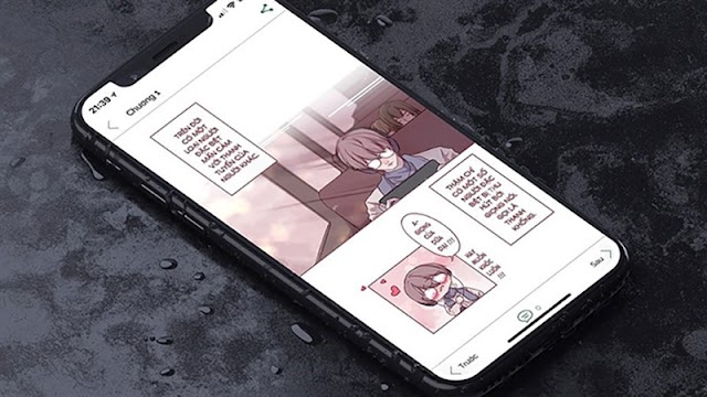 Nếu bạn là người mê truyện tranh thì không nên bỏ qua app miễn phí này