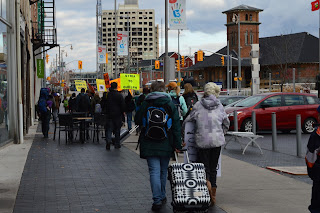 Syria to Guelph Solidarity Walk for refugees downtown Guelph blog