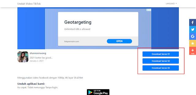 Cara Download Video Tiktok Tanpa Watermark Melalui Browser PC