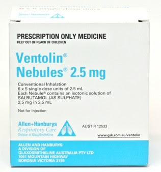Harga Ventolin Nebules Obat Penyakit Asma Ampuh Terbaru 2017