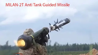 Army will get 4960 MILAN-2T anti-tank guided missile