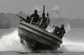 Pirates kidnap captain and crew members of a German owned ship in Port Harcourt