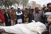 मुजफ्फरपुर में गोली मारकर निषाद की हत्या