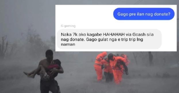 INGAT TAYO: Scammers na nanghihingi ng donation para sa bagyong Ulysses, nagkalat