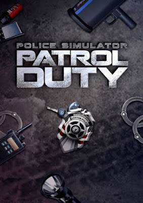 Capa do Police Simulator: Patrol Duty