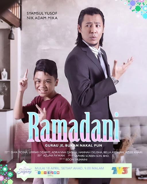 Drama Ramadani Di TV3
