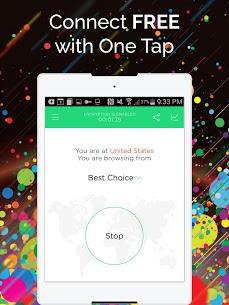 Touch VPN – Free Unlimited VPN v1.8.1 Mod Apk