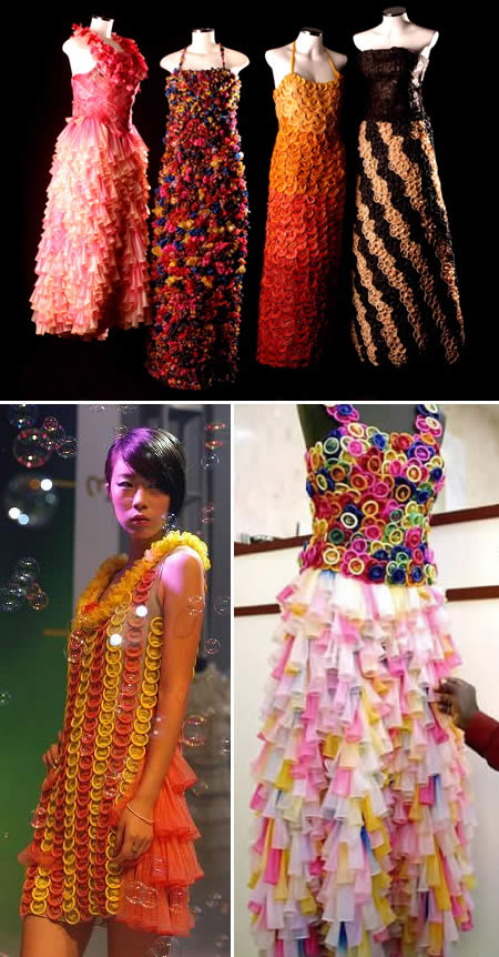 11 weirdest dresses worldbizarrethings