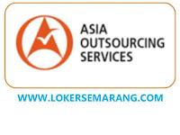 Lowongan Kerja Semarang Real Time Floor Monitoring di PT AOS