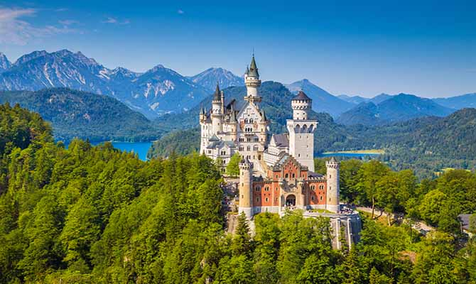 Bavaria Travel Tours in Germany