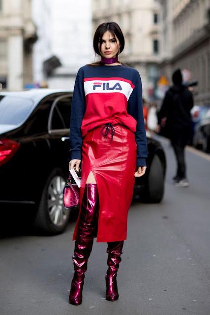 Street Style Fashion Logos