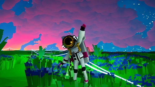 Astroneer lấy cảm giác từ Minecraft tuy nhiên số đông khía cạnh nào của nó cũng đều có phần độc đáo và khác biệt, khác hoàn toàn riêng
