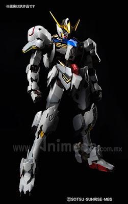 Model Kit Barbatos 1/100 Hi-Resolution Model Mobile Suit Gundam Iron-Blooded Orphans