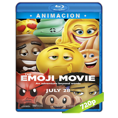 Emoji La Pelicula (2017) BRRip 720p Audio Trial Latino-Castellano-Ingles 5.1
