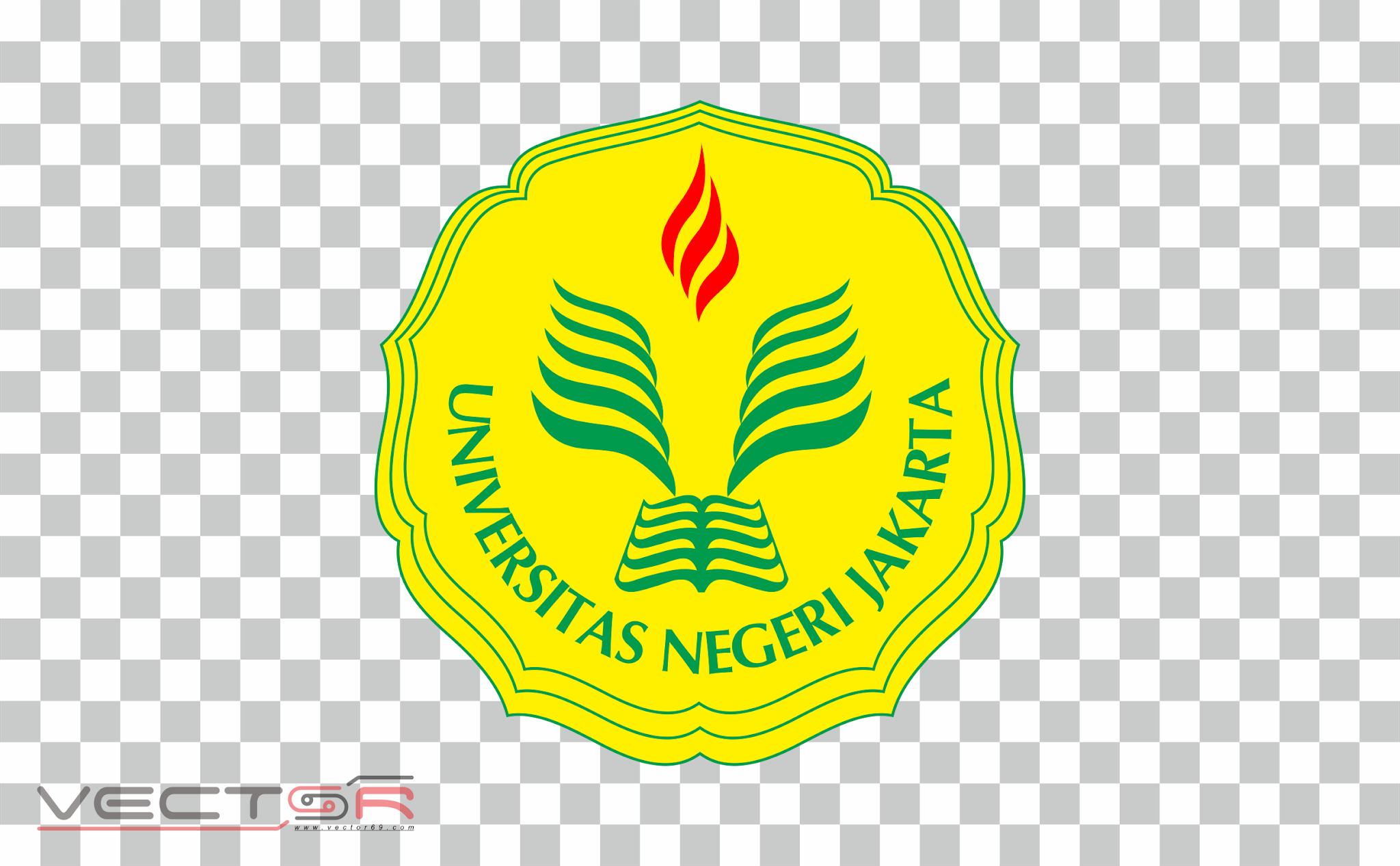 Logo UNJ (Universitas Negeri Jakarta) - Download .PNG (Portable Network Graphics) Transparent Images