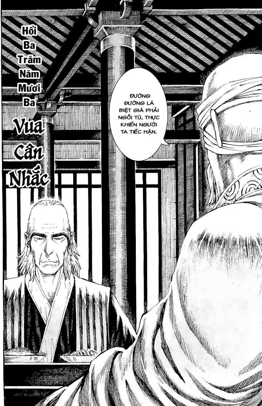 Hỏa phụng liêu nguyên Chương 353: Thôi xao chi vương [Remake] trang 2