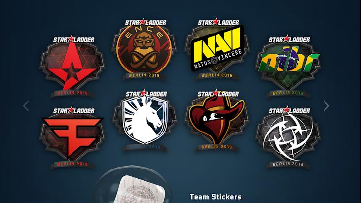[CS:GO] Sticker cho giải đấu StarLadder Berlin chính thức được Valve phát hành
