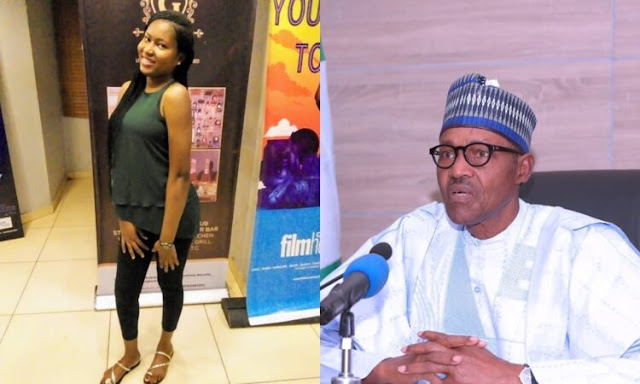 #JusticeForUwa: President Buhari Reacts to the Rape and Murder of Uwa