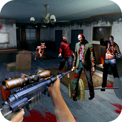 Zombies Frontier Dead Killer (MOD Unlimited Money)