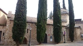 Girona, Sant Nicolau.