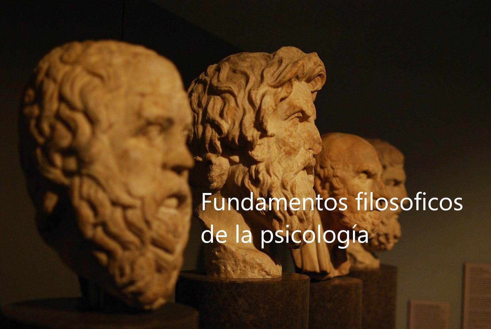 [PDF] Fundamentos filosóficos de la Psicología, Arturo Silva.