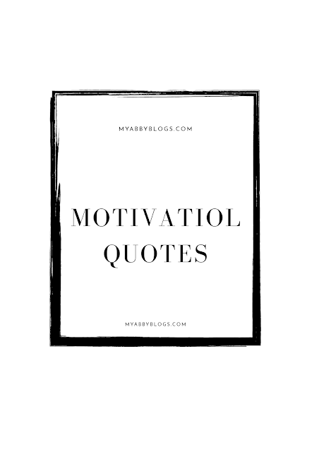 Motivational quotes and facts