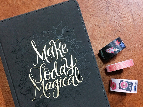Flip through: Belle de Jour 2019 Power Planner