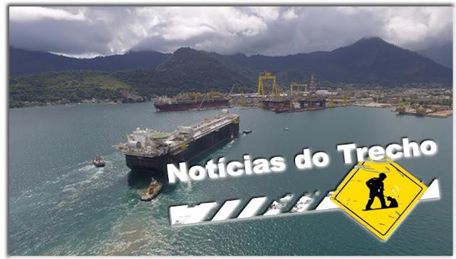 Resultado de imagem para Petrobras construção  plataformas