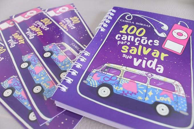 Parceria nova + Leitura Coletiva: Camila Dornas!