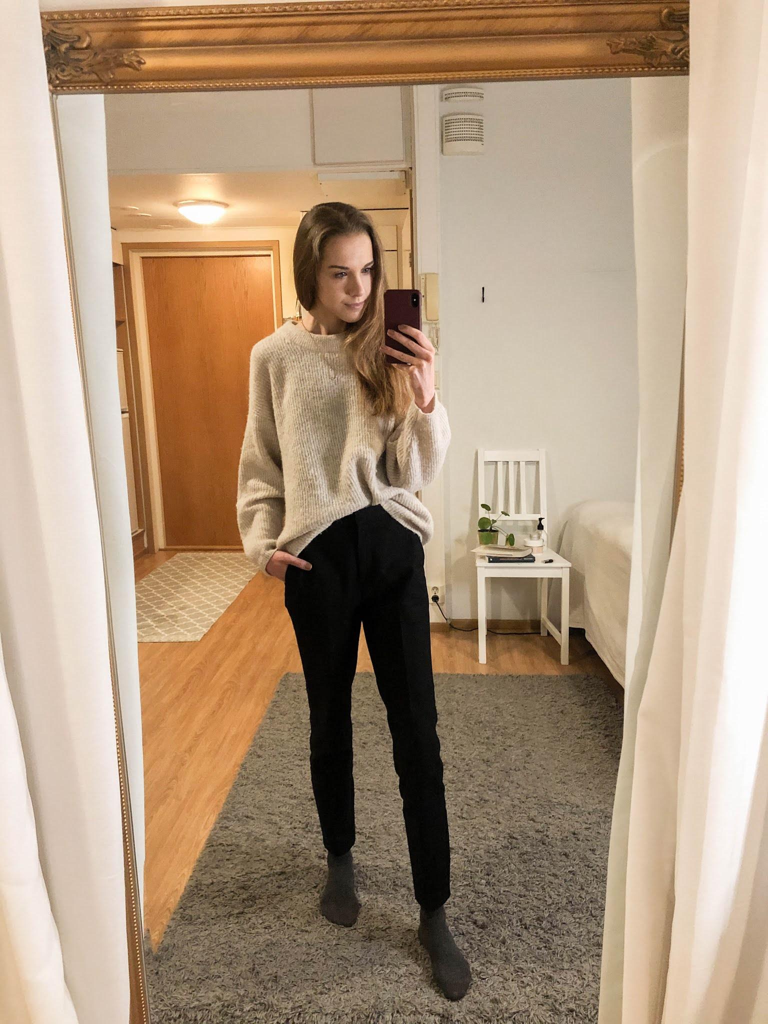Asuinspiraatio, muotibloggaaja // Outfit inspiration, fashion blogger